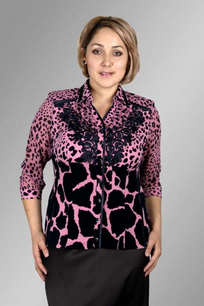 Блузка Лика 1-5 фото