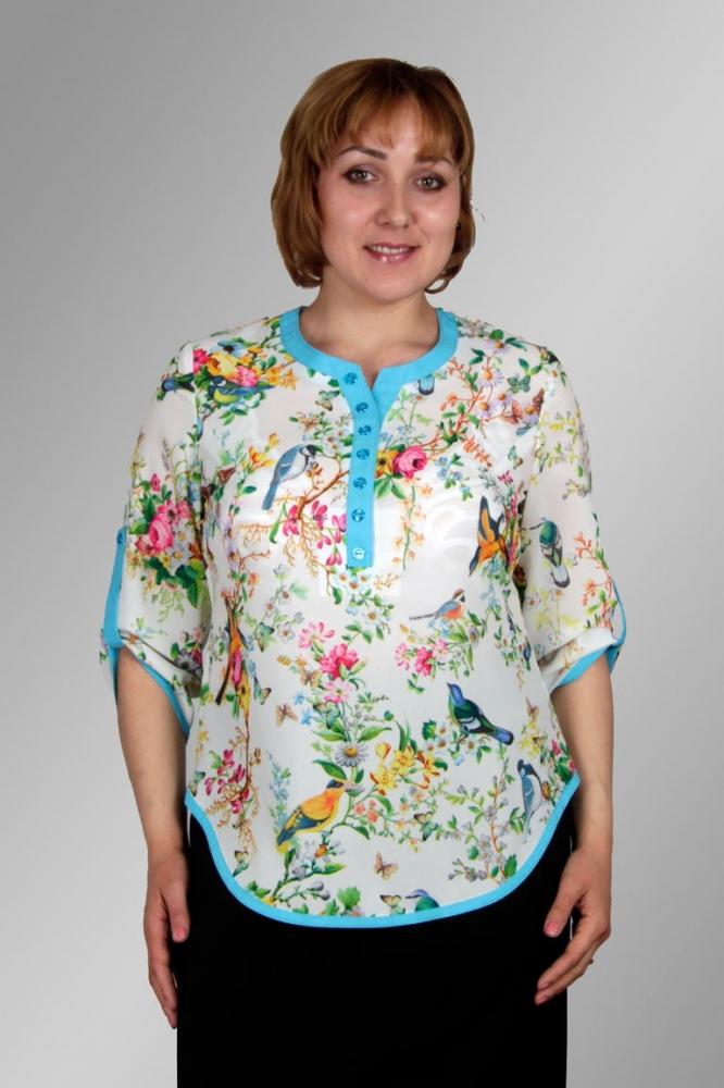 Блузка Бонни 1-3 фото