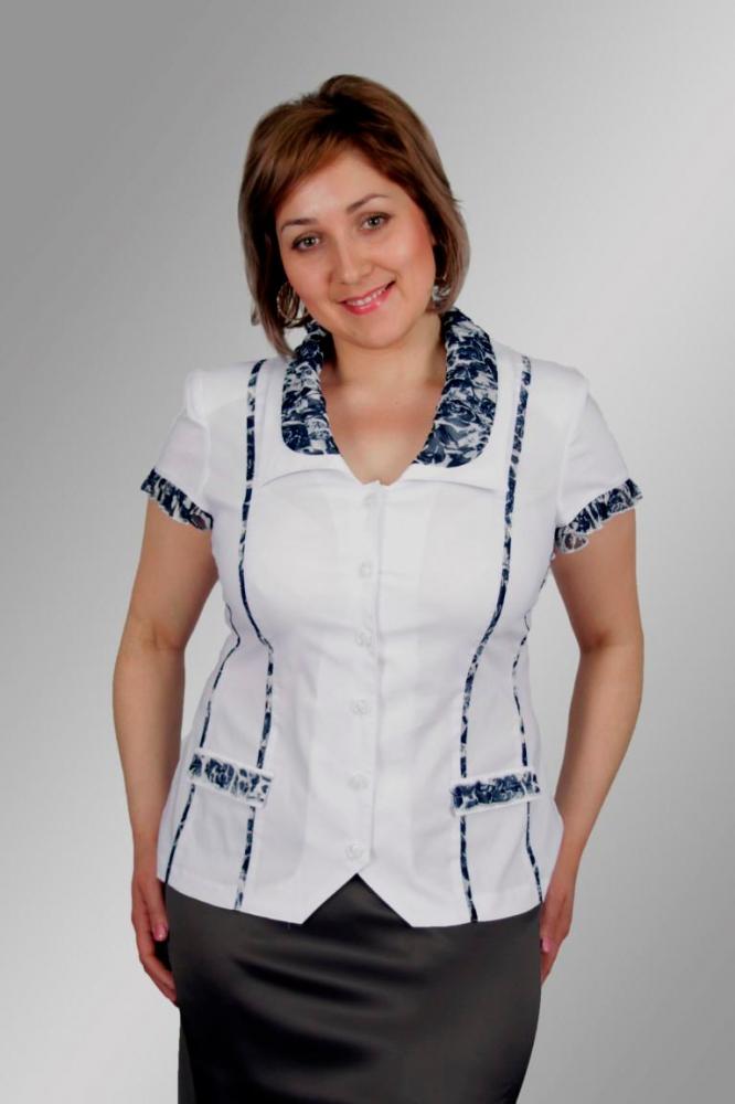 Блузка Тамара 1к-3 фото