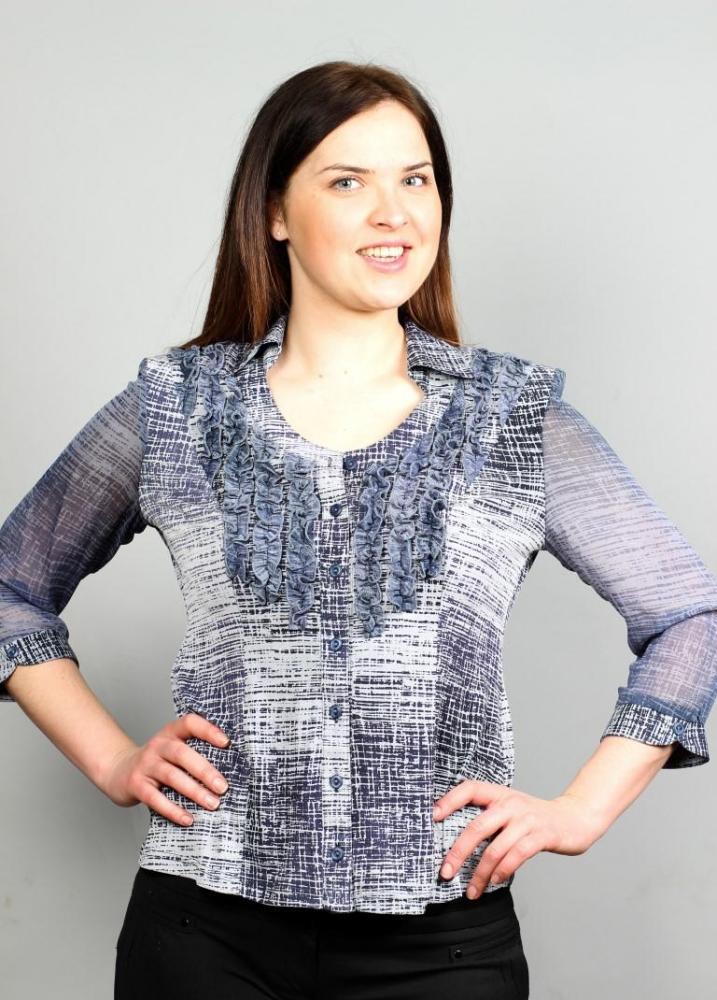 Блузка Кейт 8-6 фото