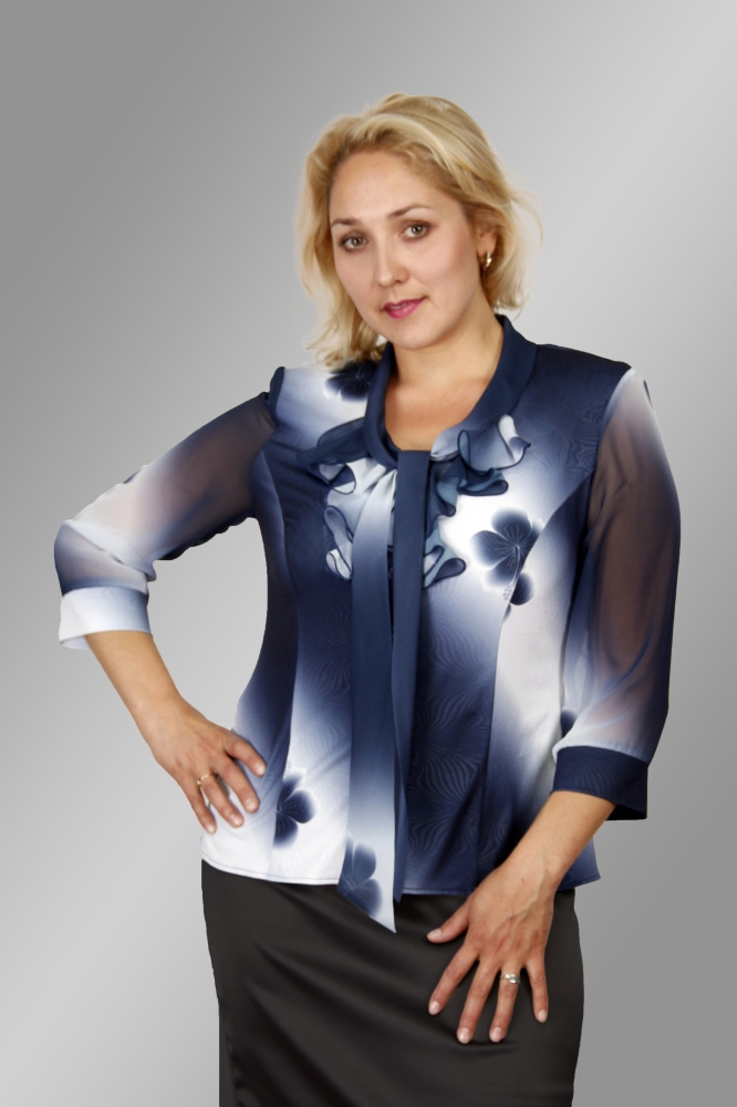 Блузка Кейт 6-1 фото