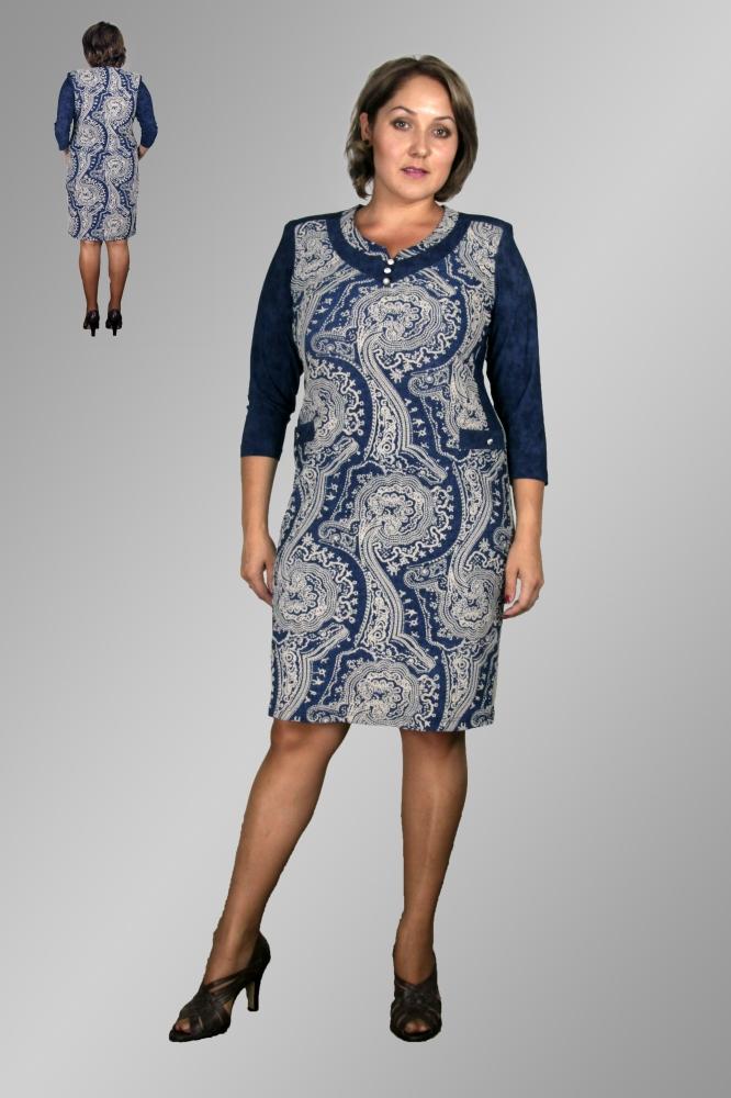 Платье Кензо 1-1 фото