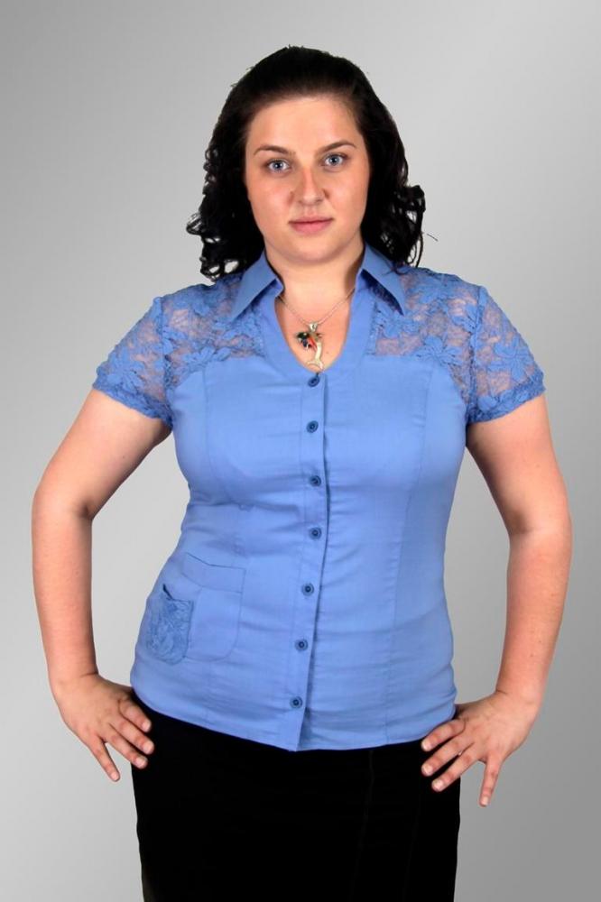 Блузка Аманда 1к-4 фото