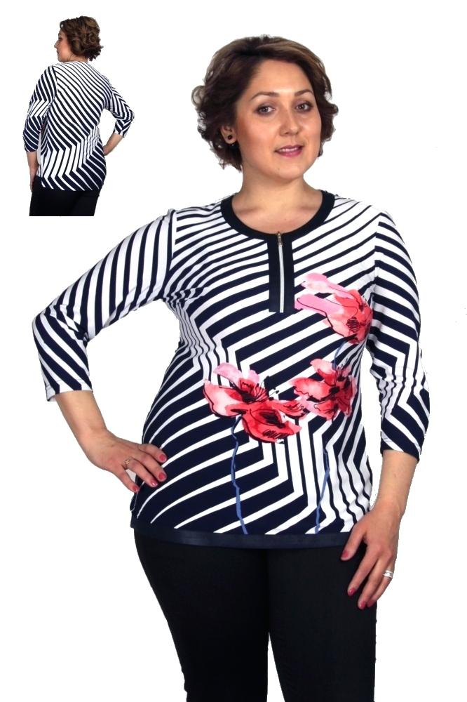 Блузка Идилия 1-3 фото