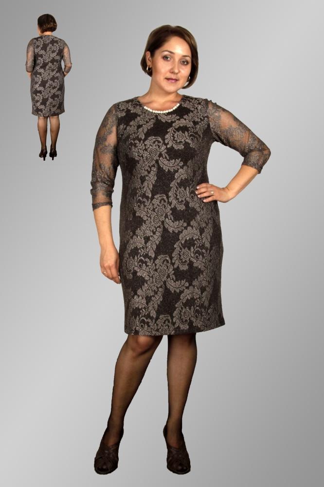 Платье Голди 1-1 фото