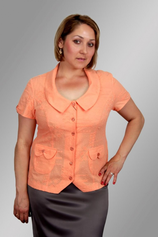 Блузка Наоми 1к-1 фото