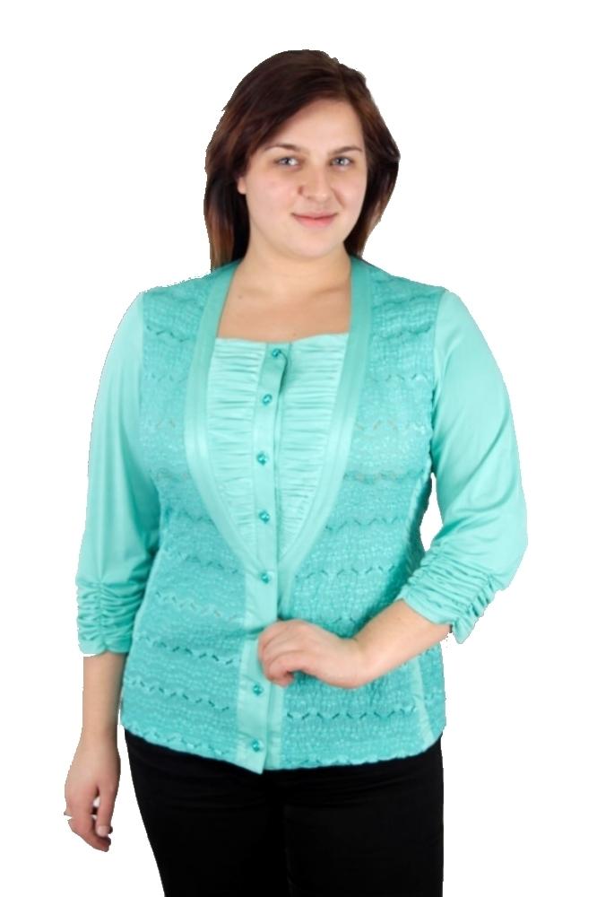 Блузка Аманда 5-1 фото