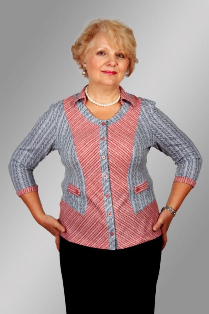 Блузка Рони 2-4 фото