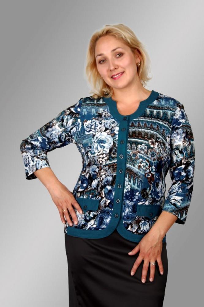 Блузка Ружена 2-1 фото