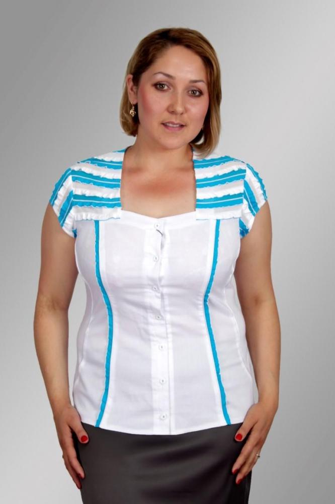 Блузка Марго 4к-1 фото