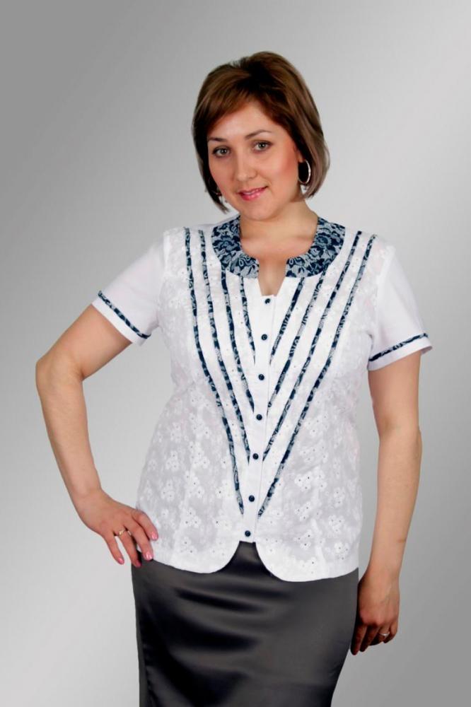 Блузка Бель 1к-2 фото