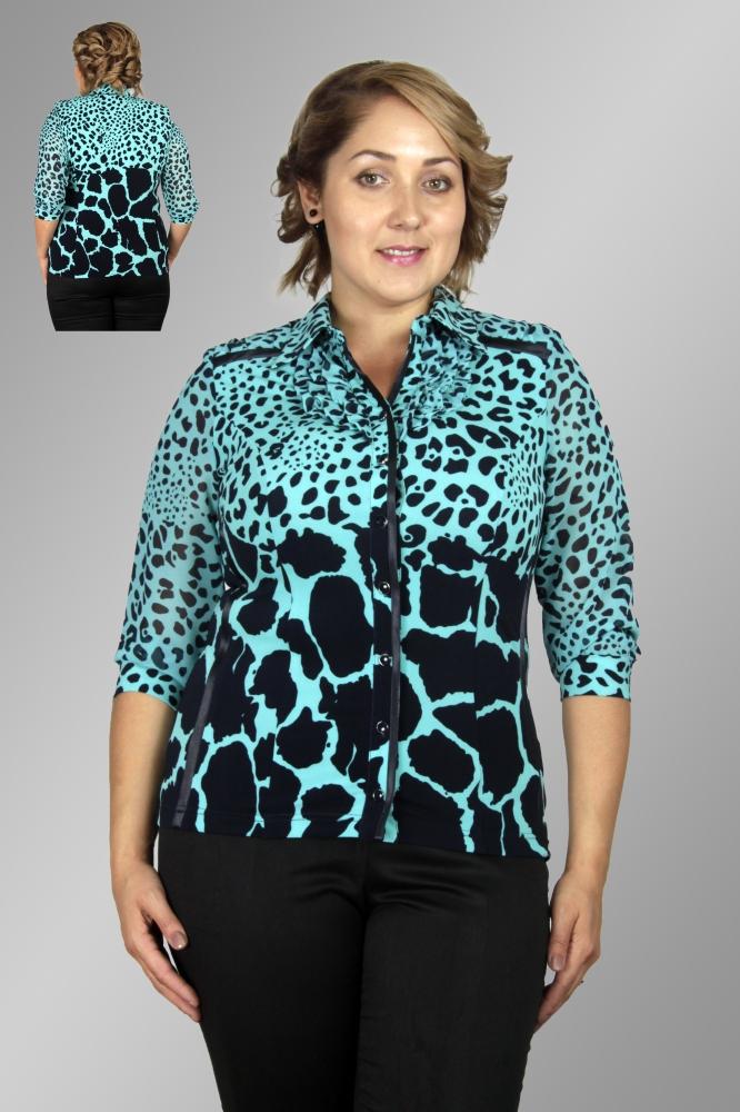 Блузка Лика 2-4 фото