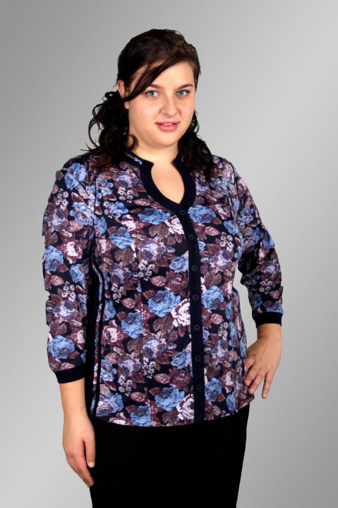 Блузка Камелия 1-6 фото