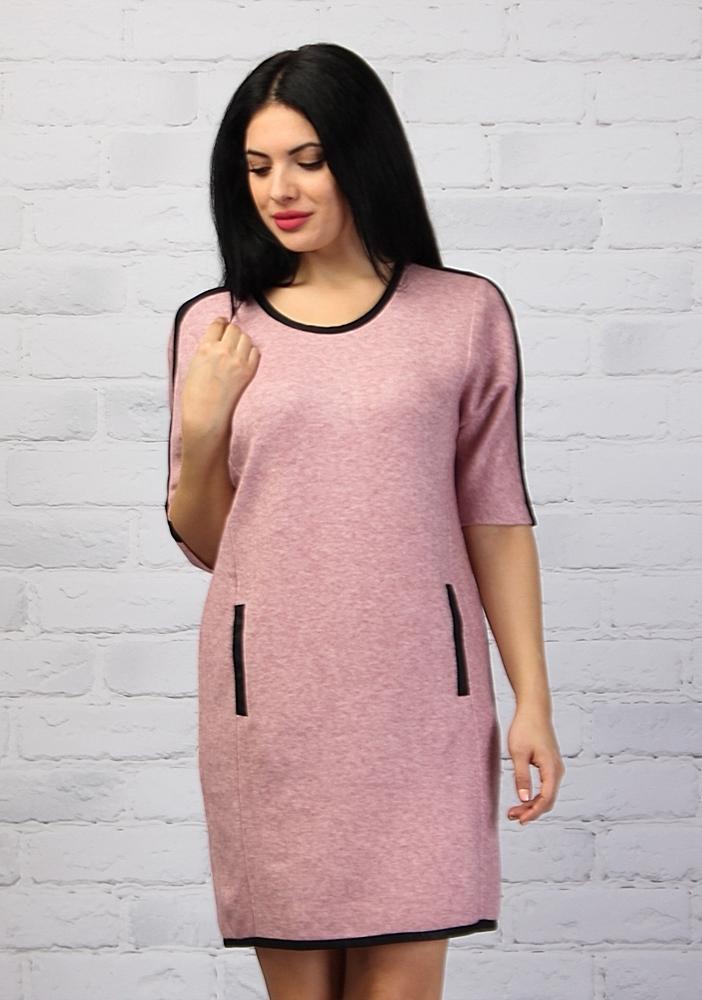 Платье теплое Лия 1-9 фото