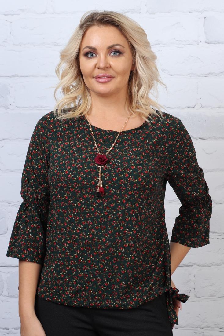 Блузка Милена 1-4 фото