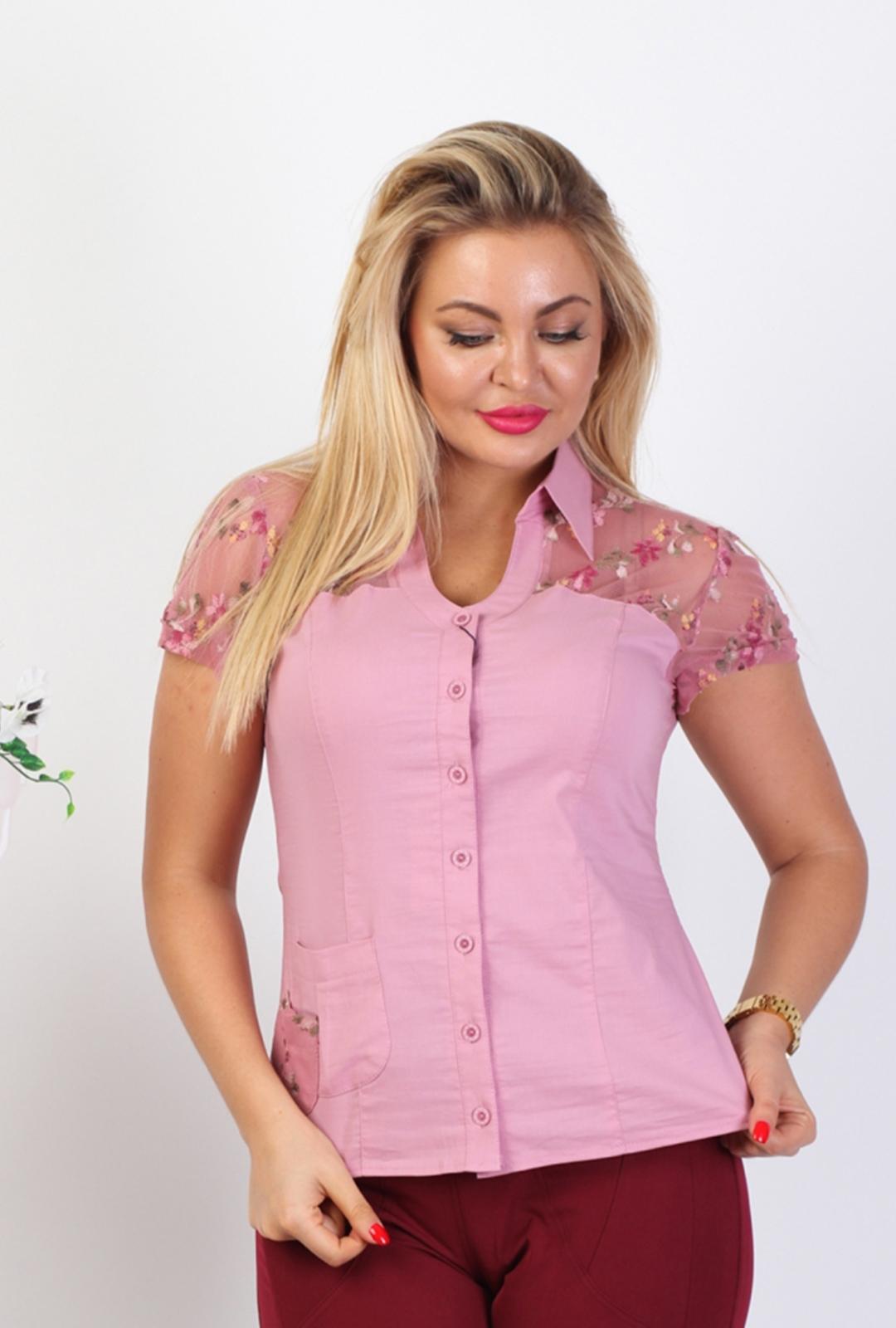 Блузка Аманда 1к-2 фото
