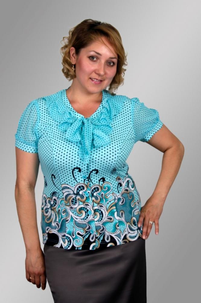 Блузка Агнес 2к-2 фото