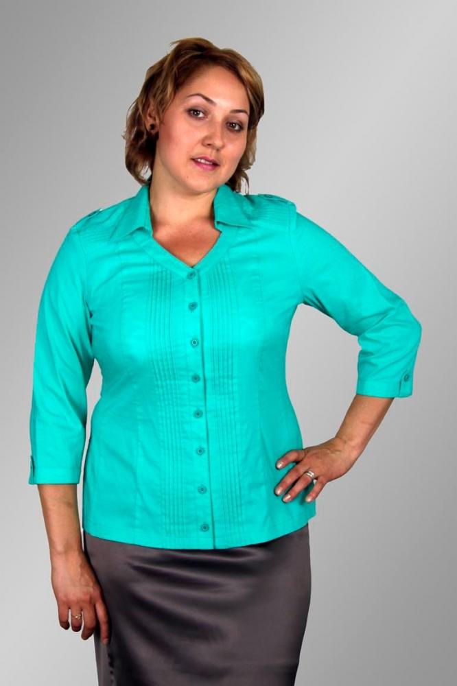 Блузка Вега 1-5 фото