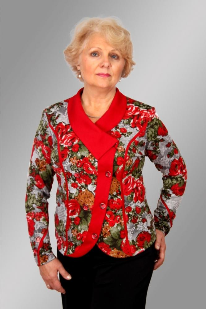 Блузка Магда 3-2 фото