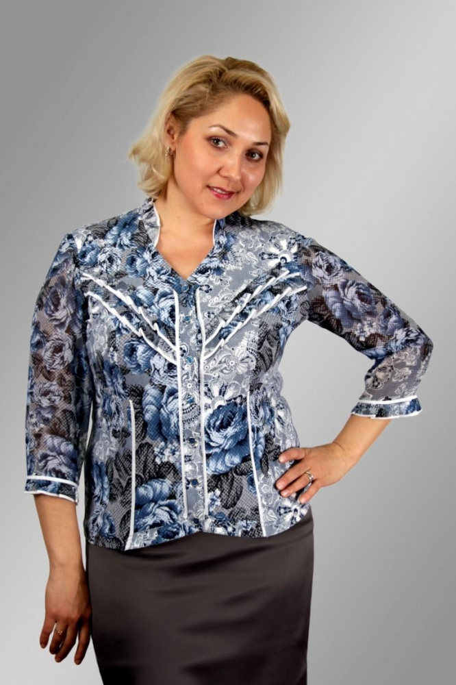 Блузка Русана 5-4 фото
