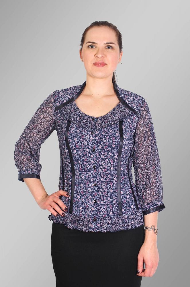 Блузка Оникс 1-22 фото
