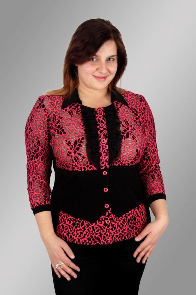 Блузка Жасмин 1-2 фото
