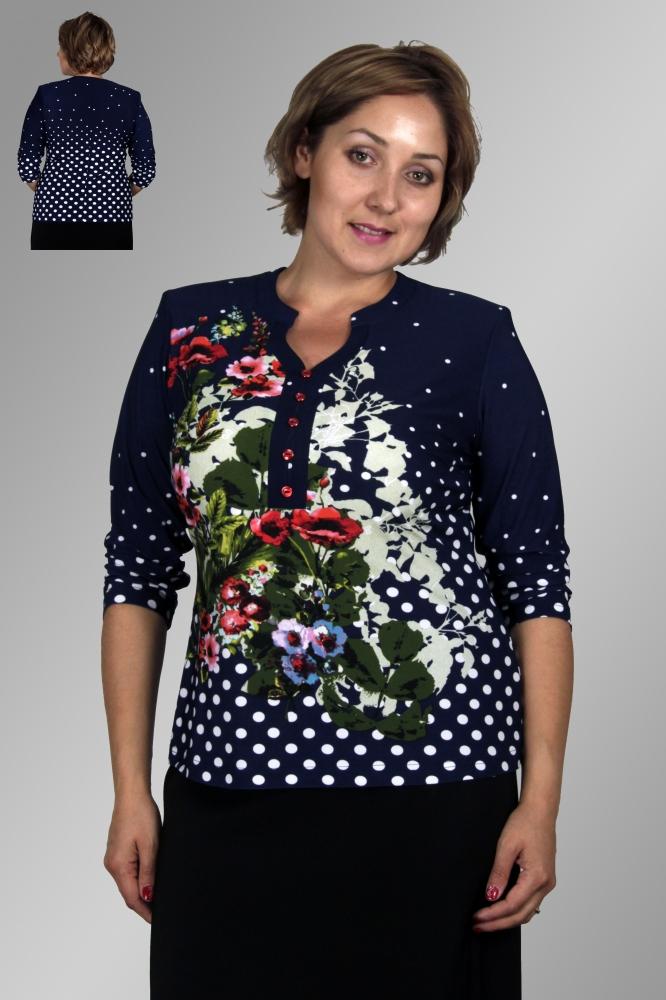 Блузка Карла 1-9 фото
