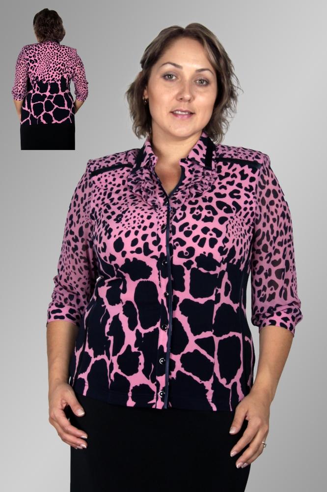 Блузка Лика 2-3 фото