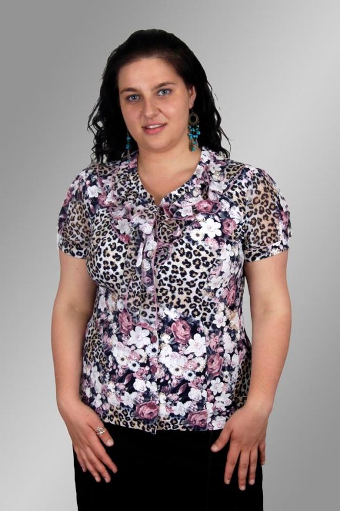 Блузка Агнес 2к-4 фото