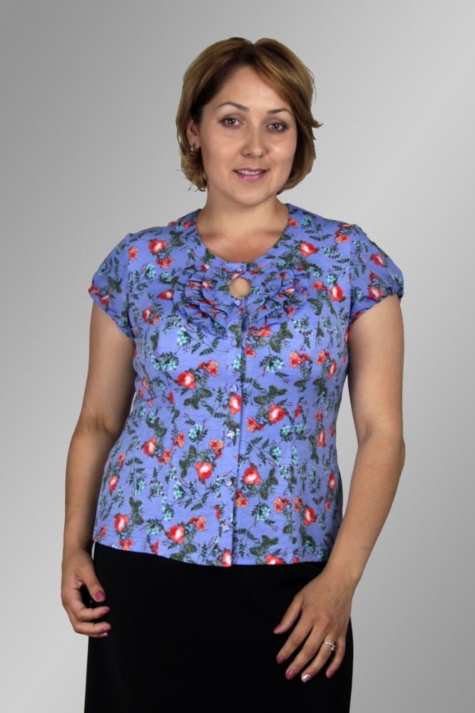 Блузка Русана 1к-10 фото