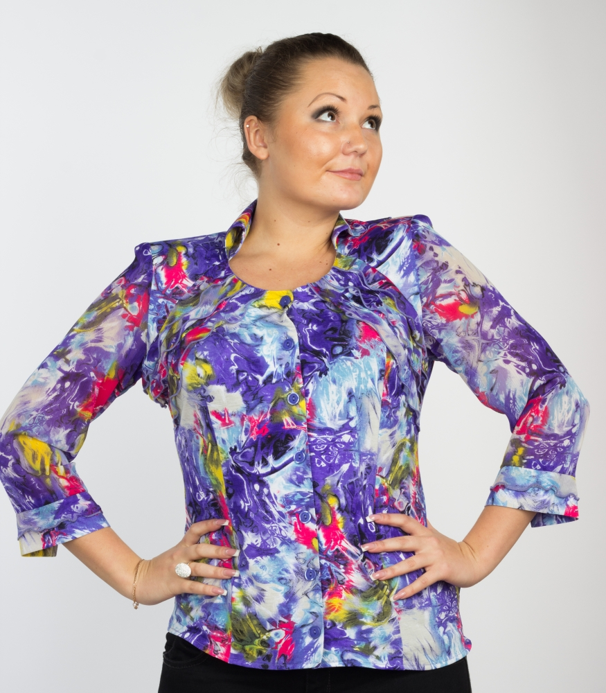 Блузка Кейт 2-1 фото