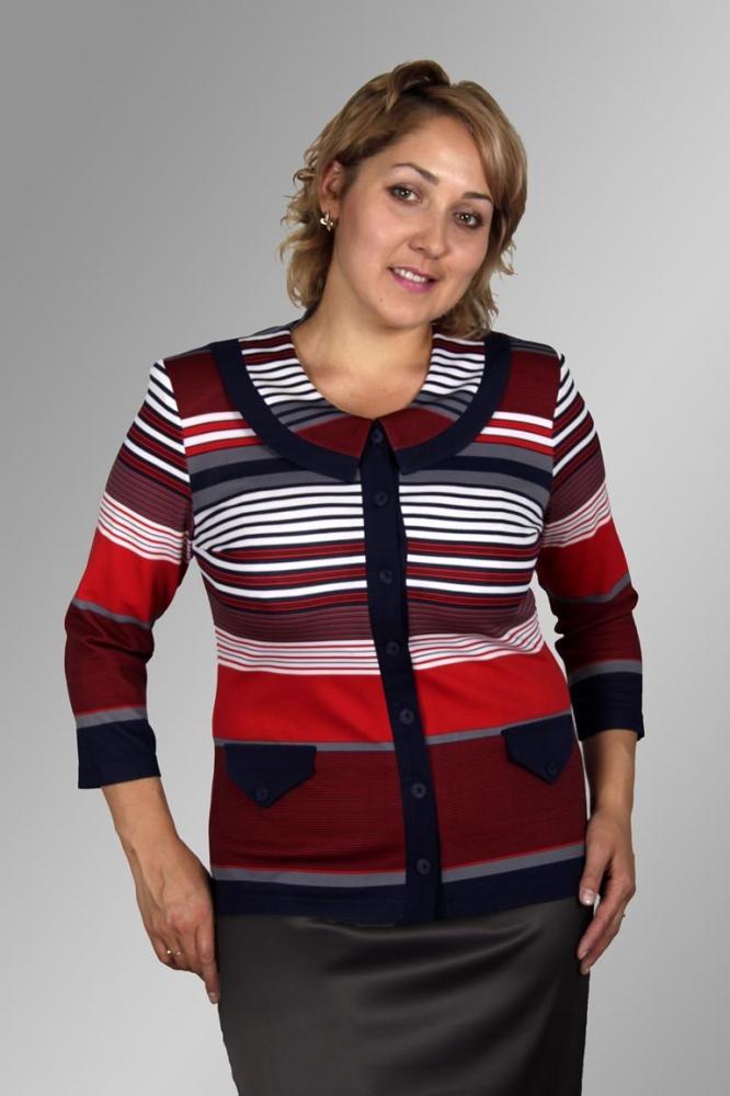Блузка Валенсия 1-6 фото