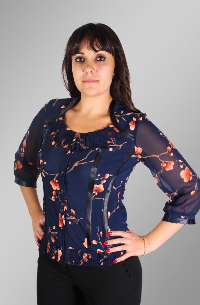 Блузка Оникс 1-24 фото