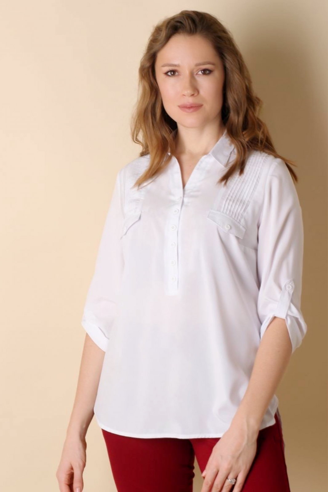 Блузка Лючия 2а-1 фото