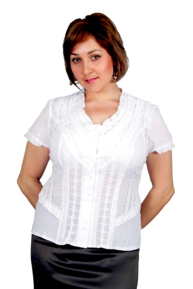 Блузка Аманда 2к-3 фото