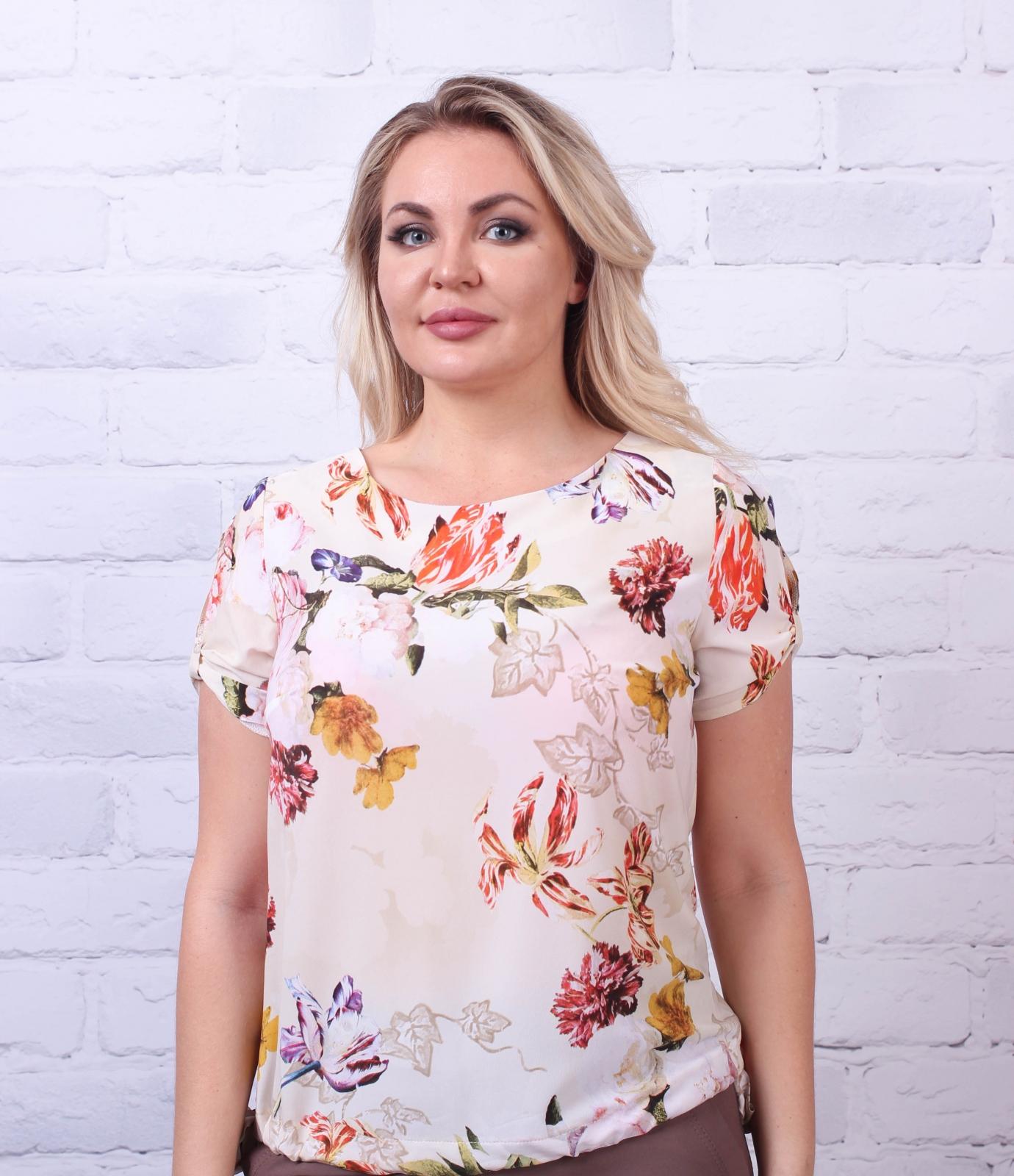 Блузка Милена 1к-3 фото