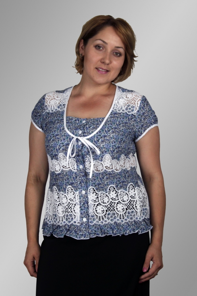 Блузка Шанель 2к-3 фото