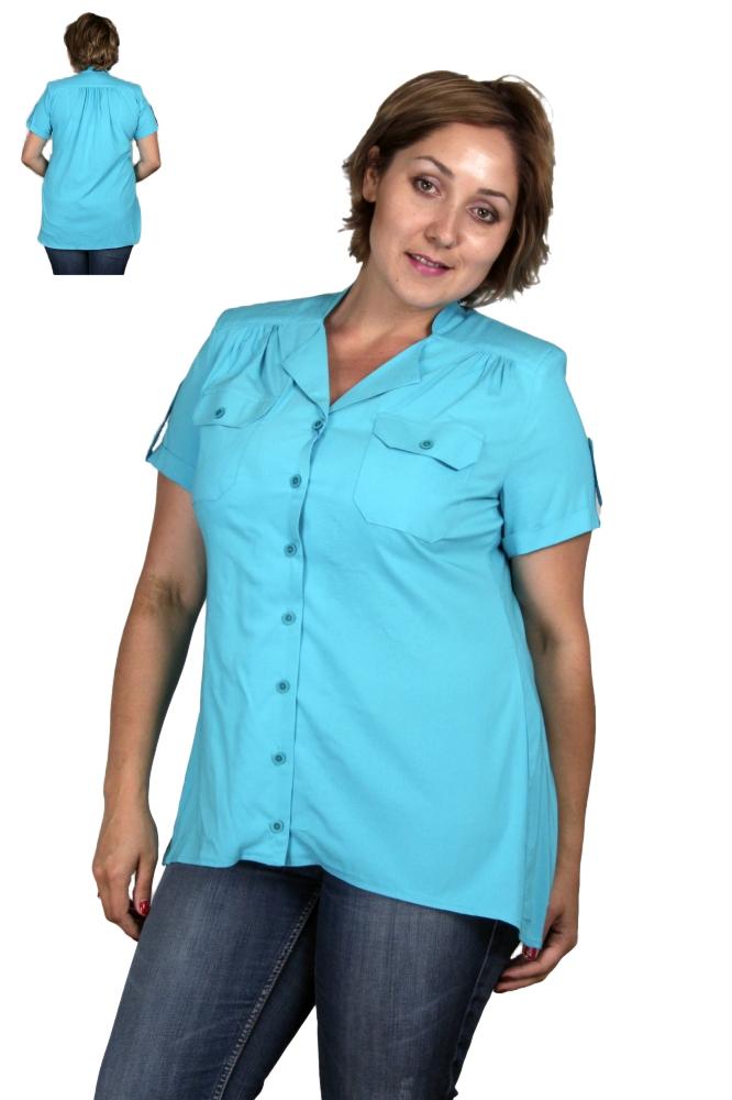 Блузка Вивьен 1к-3 фото