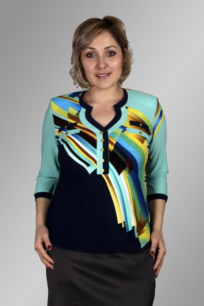 Блузка Петра 2-4 фото