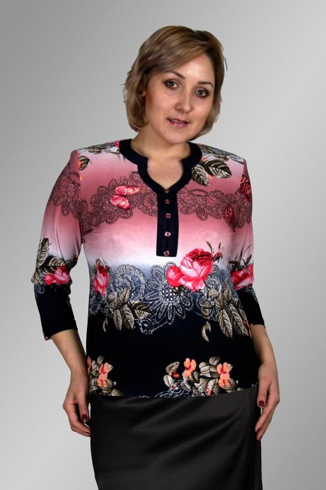 Блузка Карла 1-3 фото