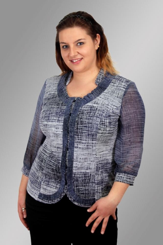 Блузка Русана 2а-2 фото