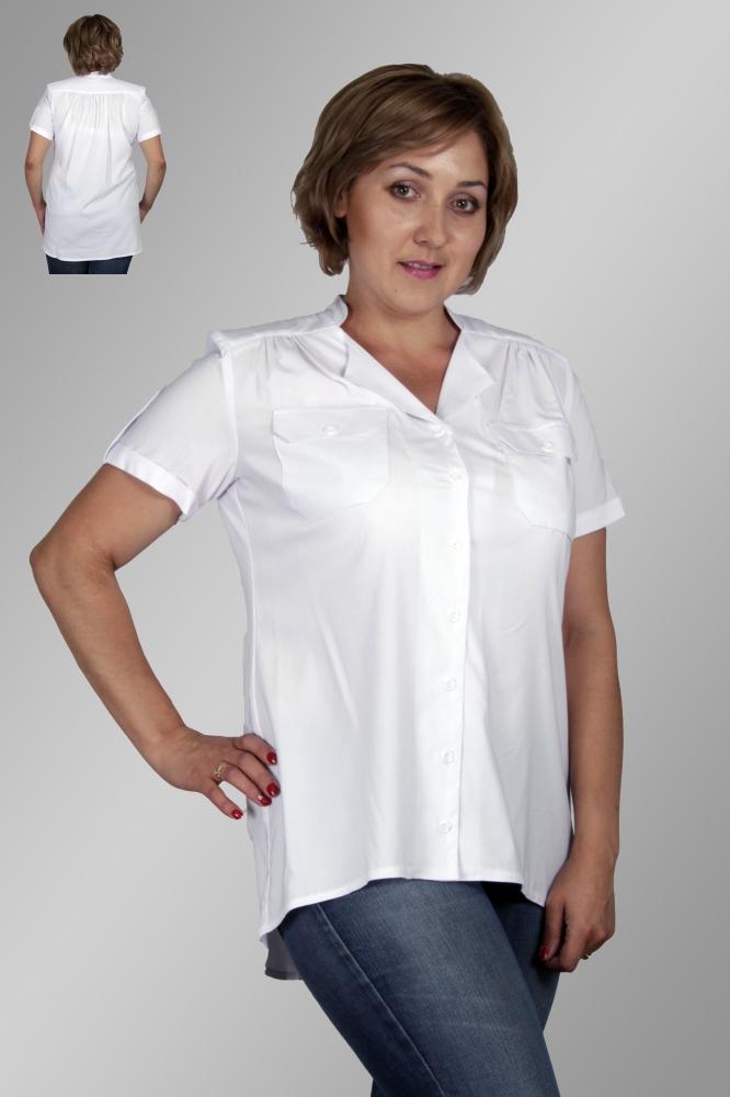 Блузка Вивьен 1к-1 фото