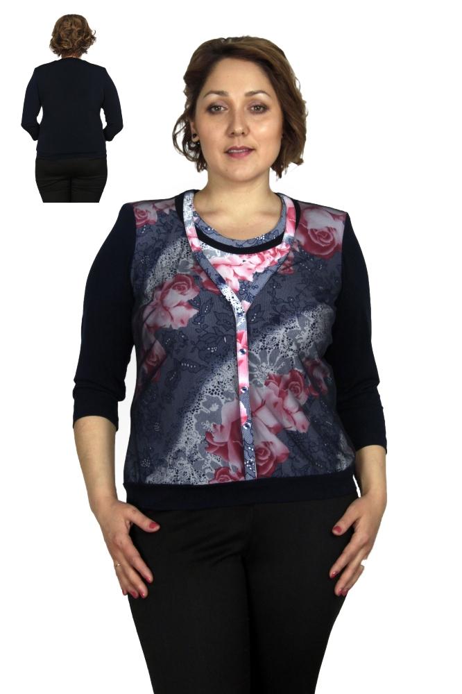 Блузка Эстель 2-2 фото