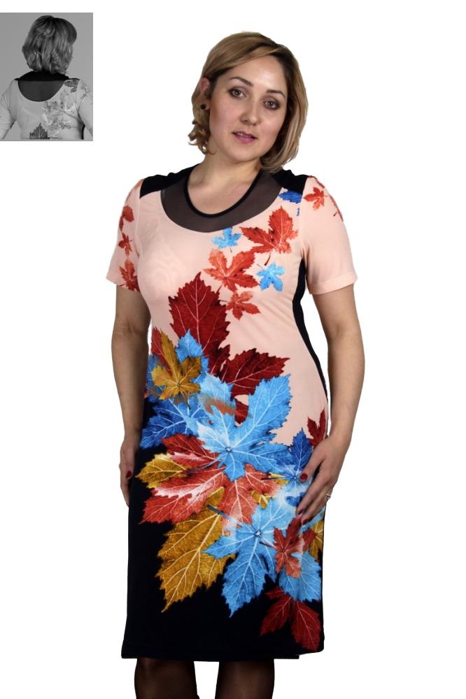 Платье Анетта 1-3 фото
