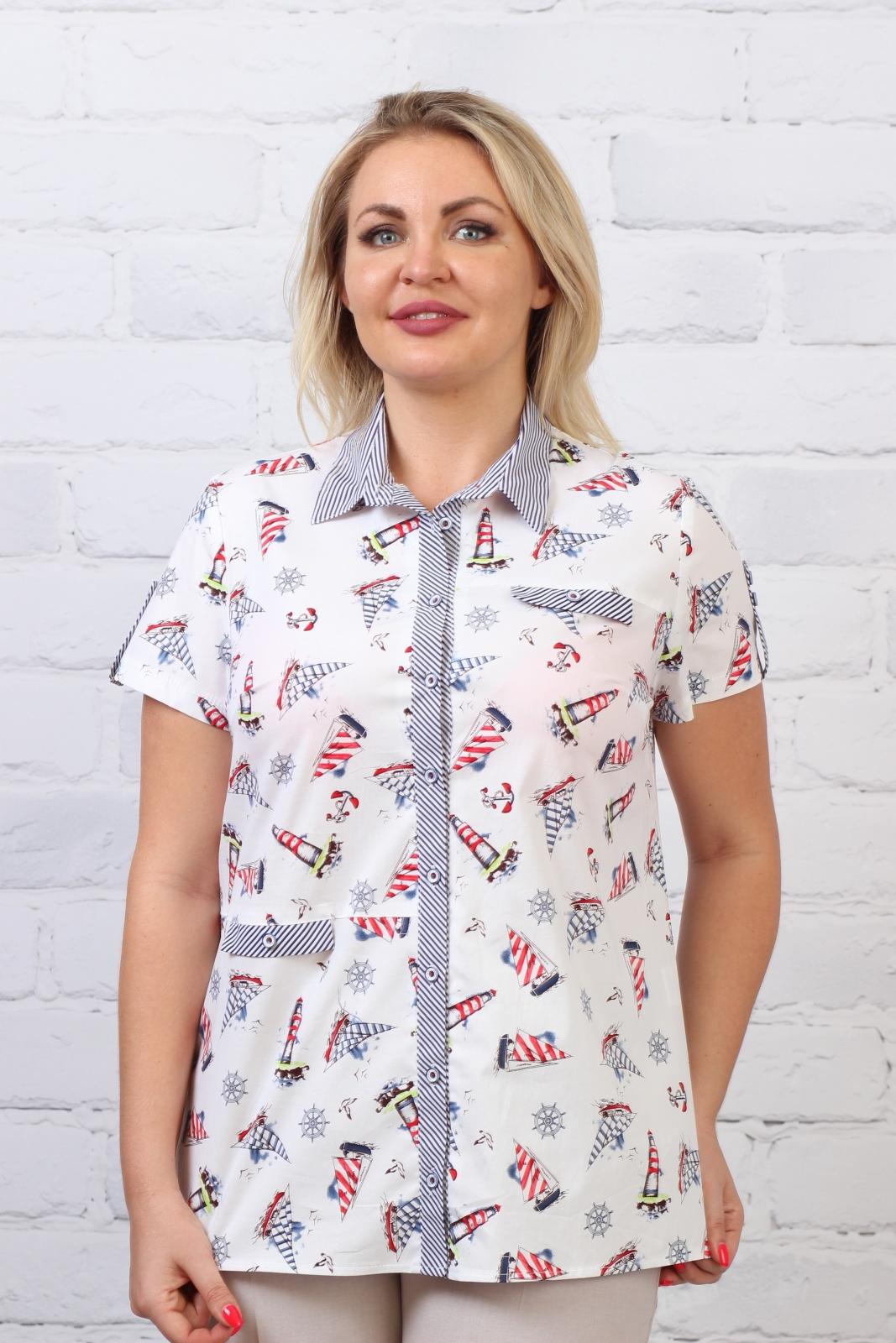 Блузка Валери 1к-1 фото