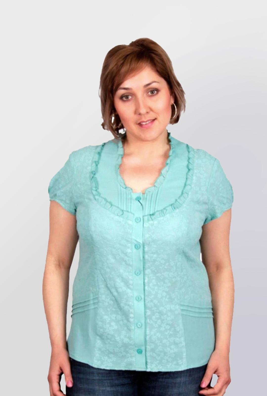 Блузка Лучана 1к-2 фото