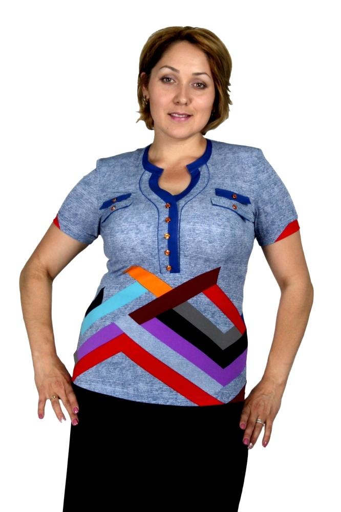 Блузка Петра 2к-4 фото