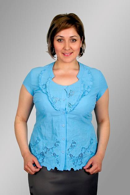 Блузка Моника 3к-3 фото