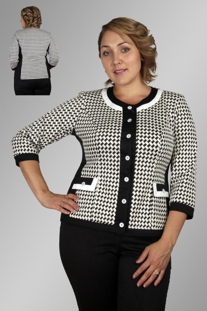 Блузка Коко 1-10 фото