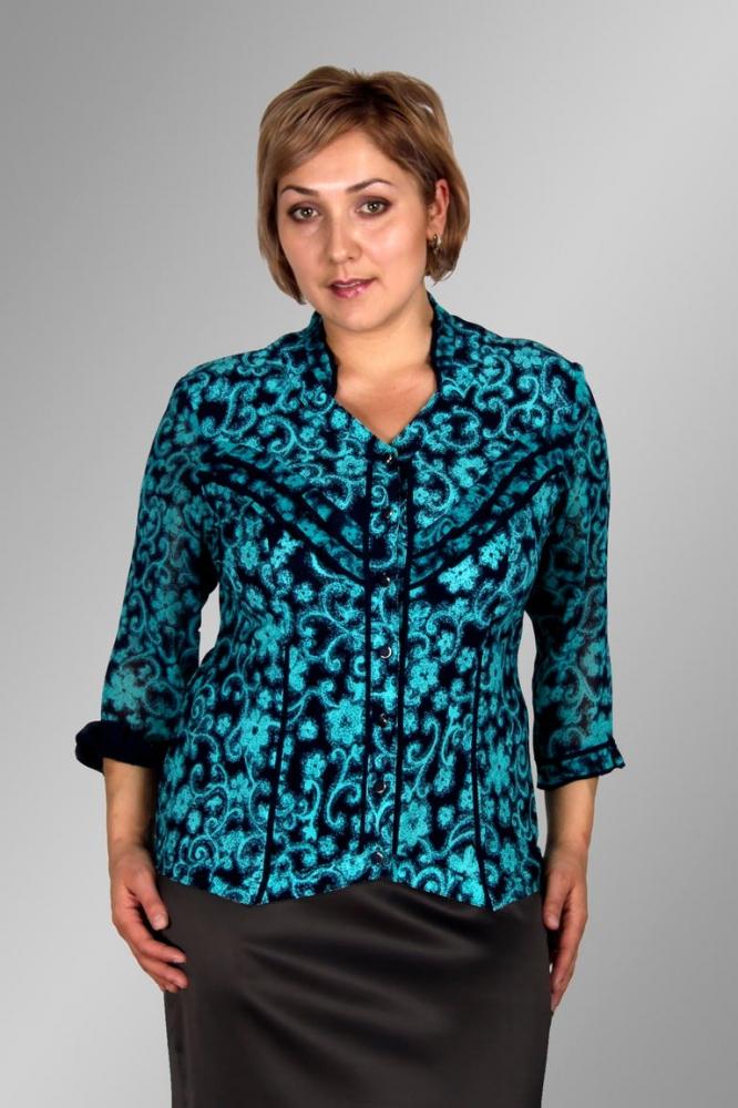 Блузка Русана 5-9 фото
